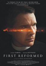Image result for first reformed poster