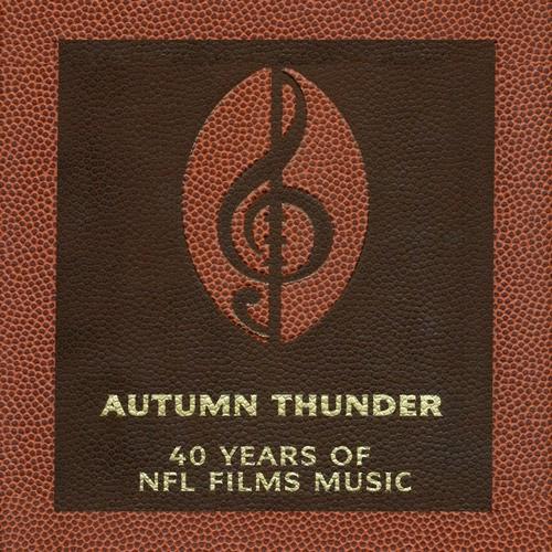 The Vinyl Frontier : VA-Autumn Thunder: 40 Years of NFL Films Music